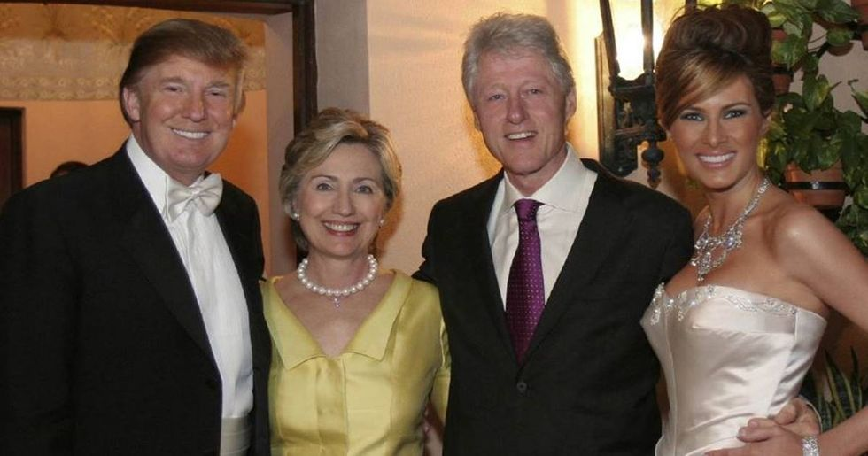 Donald Trump Praises Bill And Hillary Clinton In This 2008 Interview