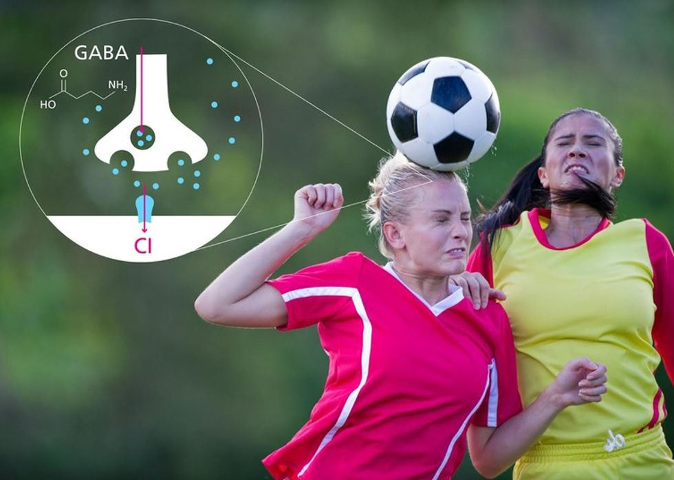Neuroscientists Explain The Very Real Impact Of This Common Soccer Move