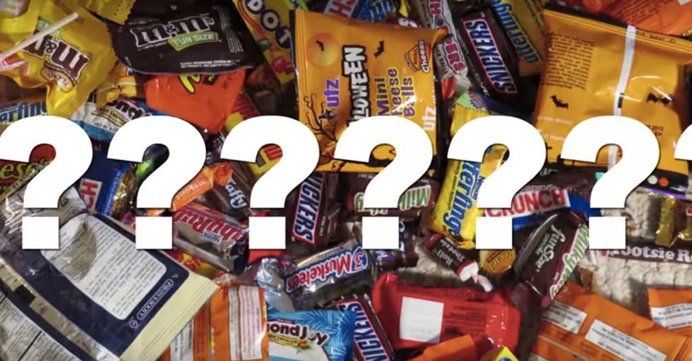 Too Much Candy Can Actually Kill You – Here's How Much It Takes