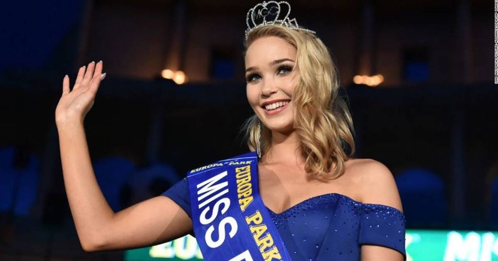 Miss Iceland Quits Beauty Pageant After Being Fat-Shamed