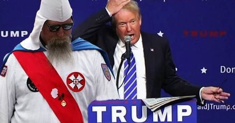 Study Shows That Over 35 Percent Of Trump Supporters Follow White Supremacists On Twitter