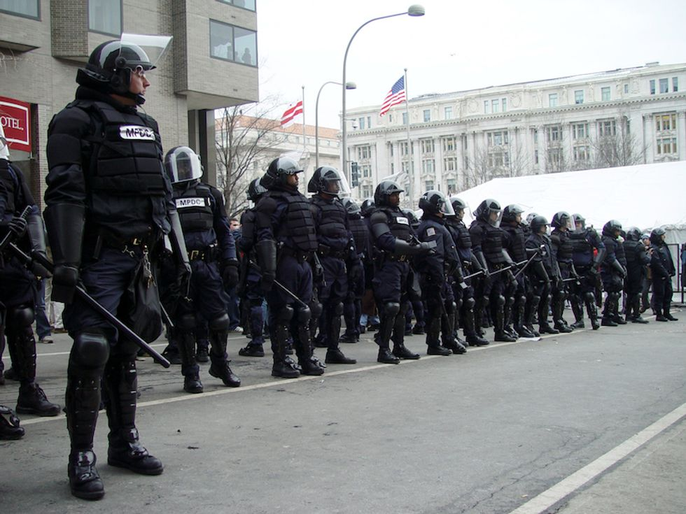 Respect For Police In America Is At An All-Time High