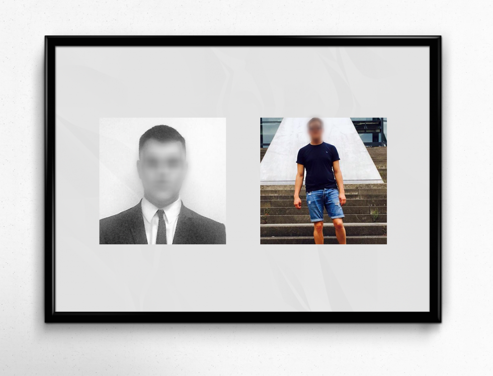 This Photographer Is Using People's Profile Pictures To Teach Us About Privacy And Social Media