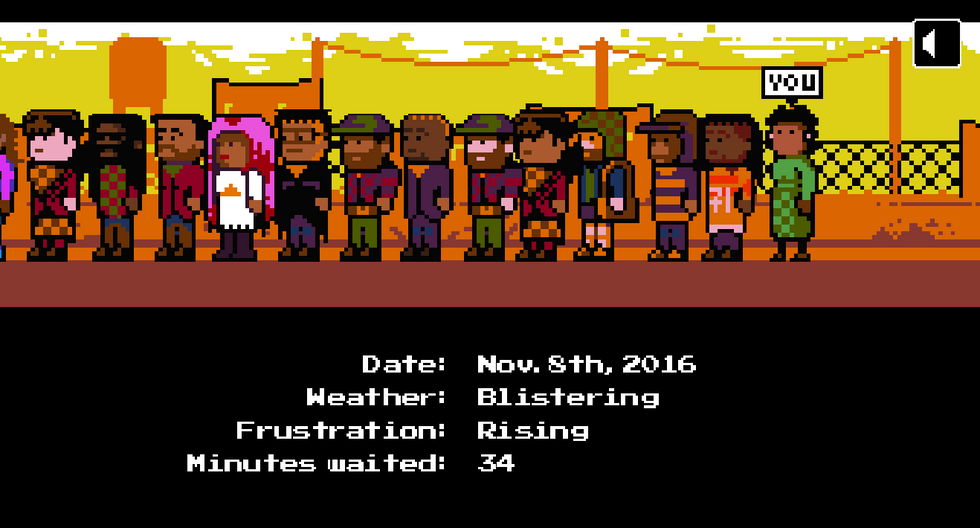 This Oregon Trail-Based Video Game Shows How You'll Be Prevented From Voting