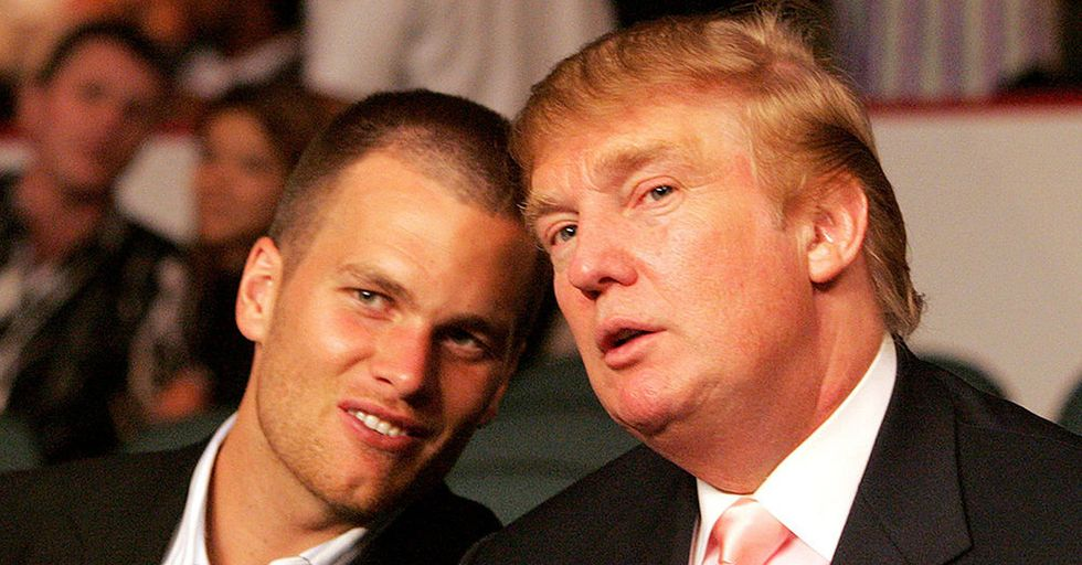 Gisele Took To Instagram To Assure The World Neither She Nor Tom Brady Voted For Trump
