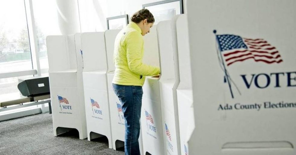 Twitter Users Share Their Weird Voting Booth Rituals