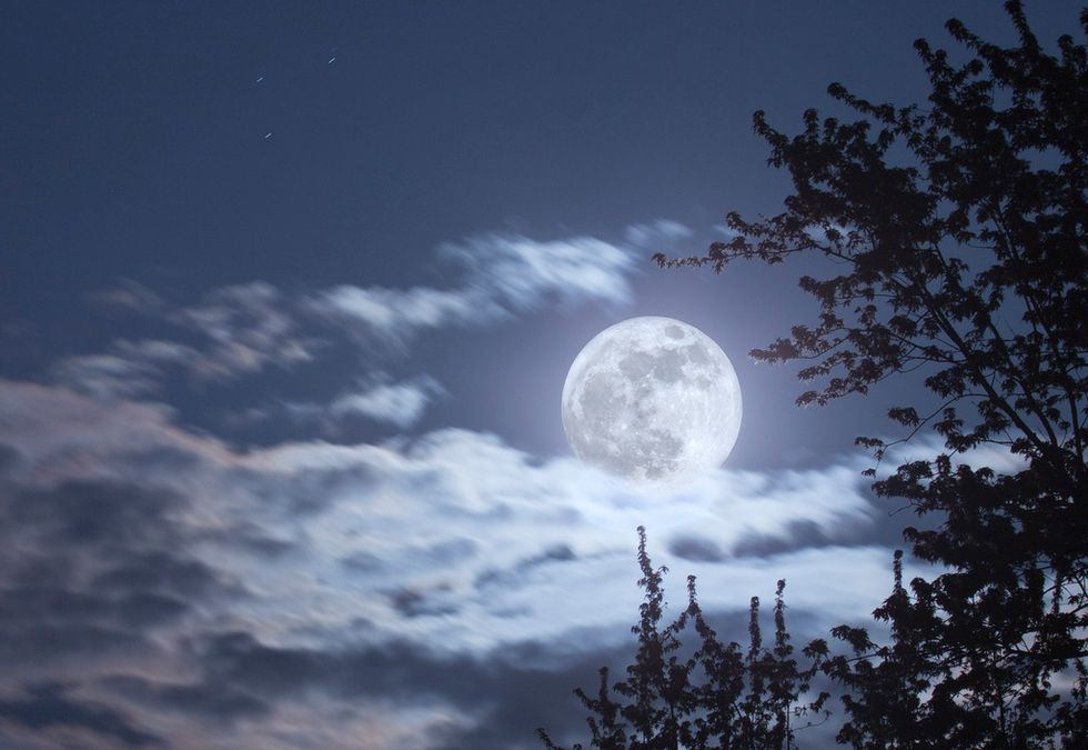 Get Ready For The Largest Supermoon In 70 Years