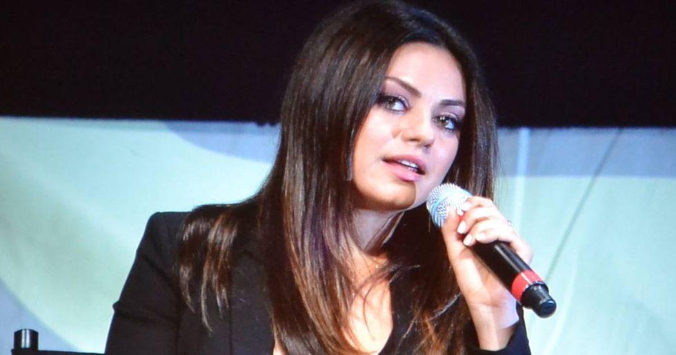 Mila Kunis' Powerful Op-Ed On Sexism In Hollywood