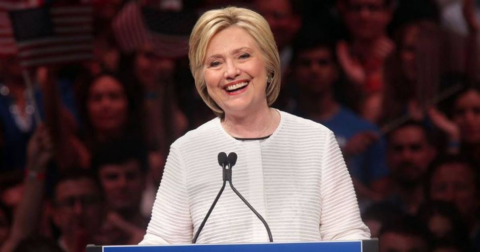 Clinton Supporters Make One Last Ditch EffortTo Find A Win