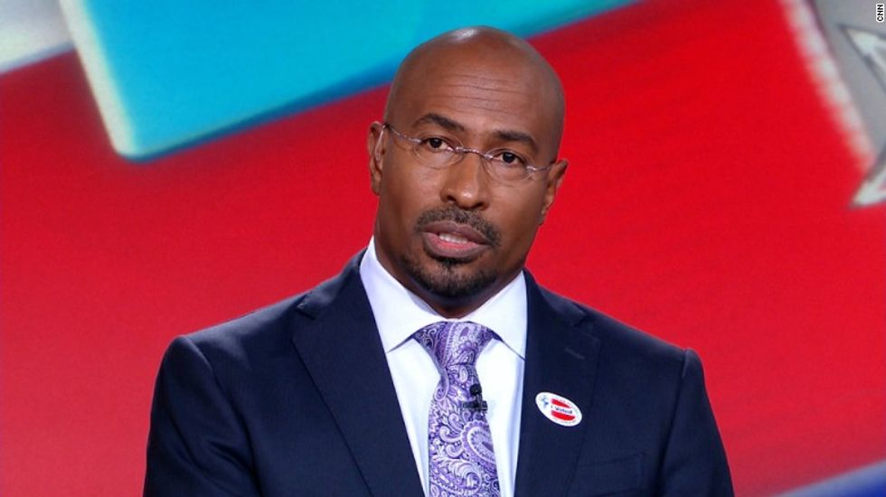 Van Jones Perfectly Explains How All Clinton Supporters Feel Right Now