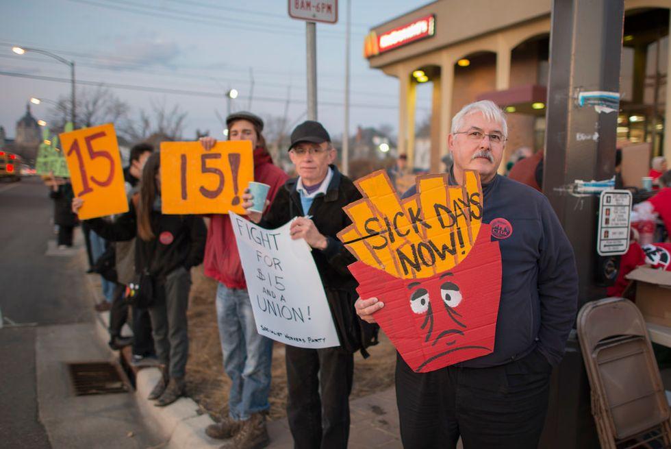 Minimum Wage Made Huge Gains In 4 States