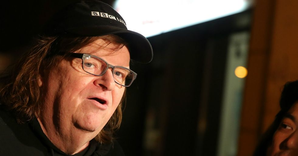 """Michael Moore's """"Morning After To-Do List"""" Facebook Post For Democrats Is Going Viral"""