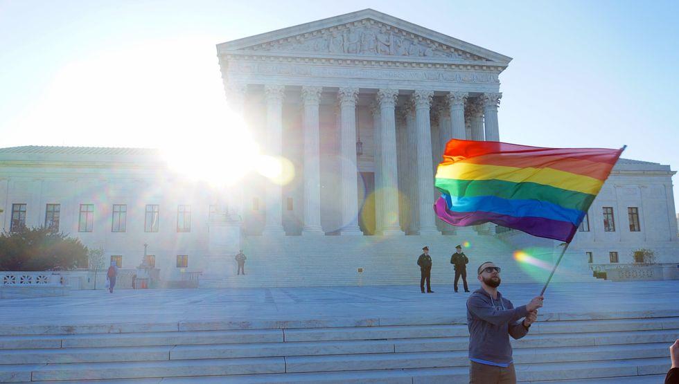 Apprehension Is Growing In America's LGBTQ Communities