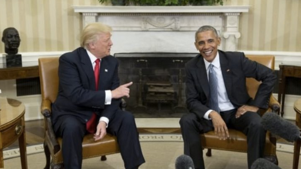 Obama Plans To Give Trump Serious Help On Running The Country