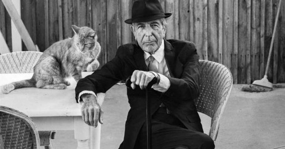 The 15-Year Evolution Of Leonard Cohen's 'Hallelujah'