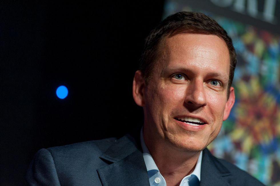 What Peter Thiel's Appointment Could Mean For Freedom Of Speech