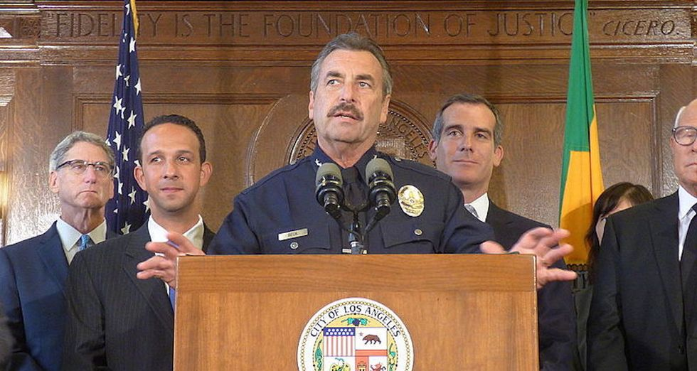 Donald Trump Will Not Be Getting Any Deportation Help From The LAPD