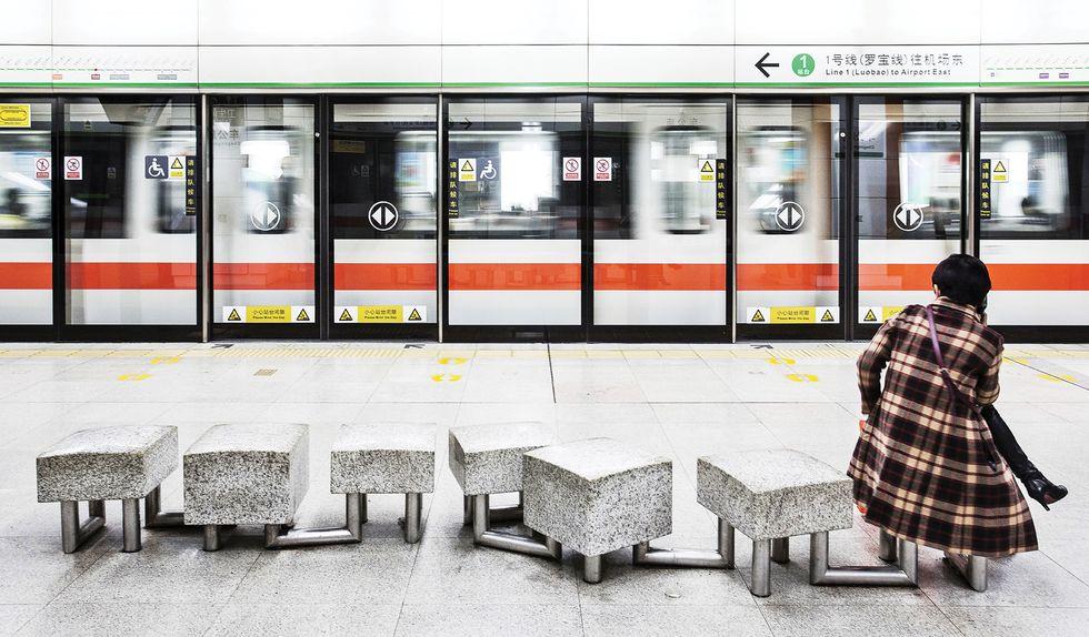 Explore China's Future In 5 Subway Stops