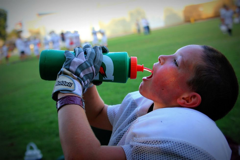 You've Been Sold A Myth About Sports Drinks – And It Could Be Slowing You Down