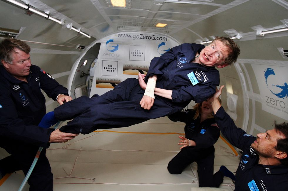 Stephen Hawking Warns Our Time On Earth May Be Limited