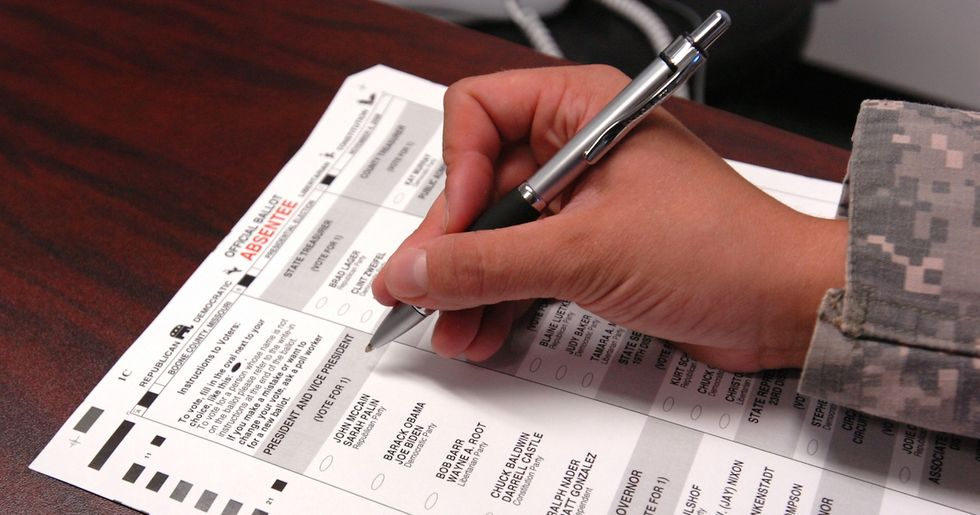 This California Senator Wants To Scrap The Electoral College
