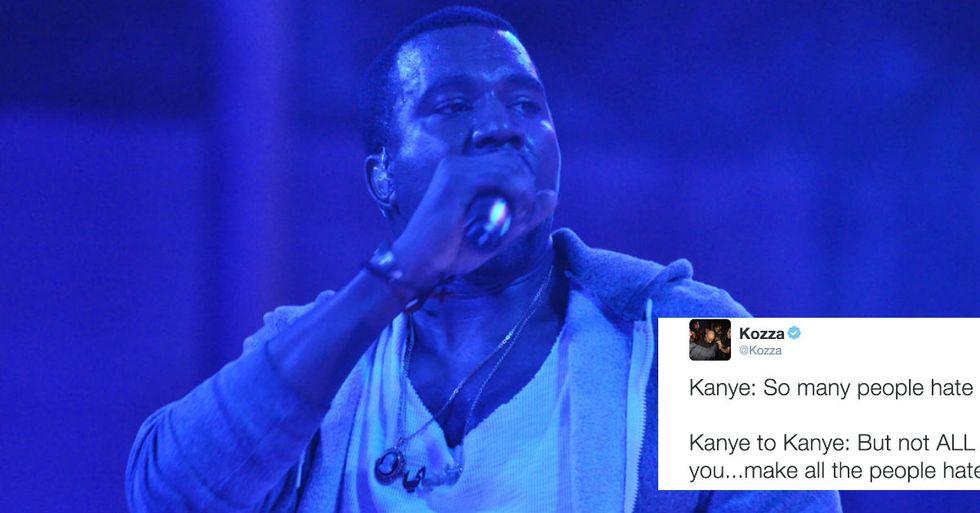 Kanye West Shocks Fans With 40-Minute Pro-Trump Speech