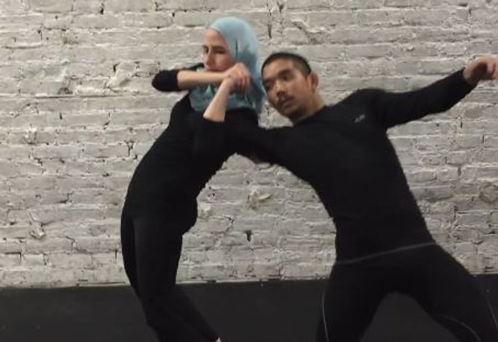 Use These Jiu Jitsu Moves To Defend Yourself Against Hate Crimes