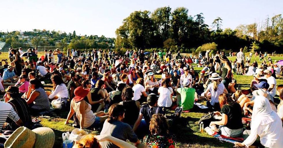 What We Can Learn From Small Gatherings That We Can't From Big Protests