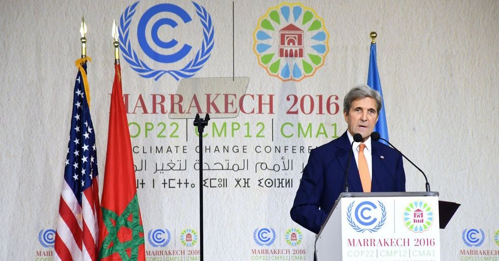 Want Massive Future Job Growth? Stop Global Warming, Says John Kerry