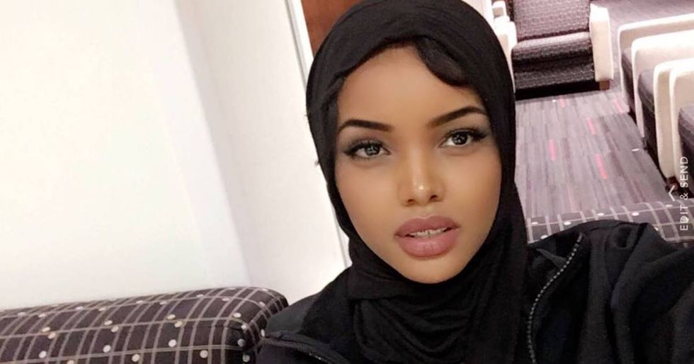 Halima Aden Breaks Ground As First Somali-American To Compete For Miss Minnesota USA