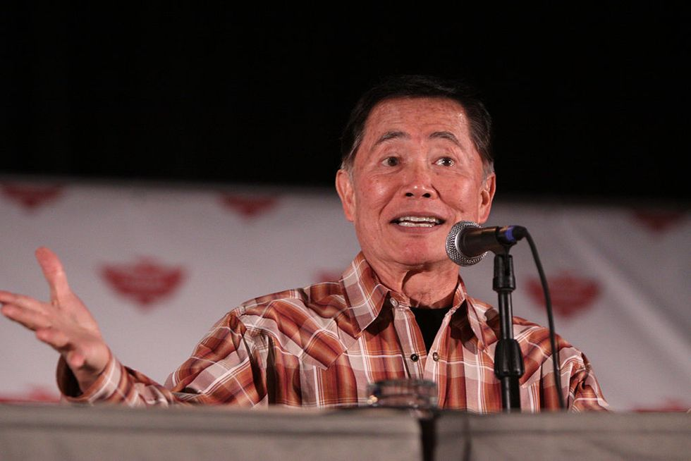 George Takei Warns Trump Not To Repeat America's Mistakes