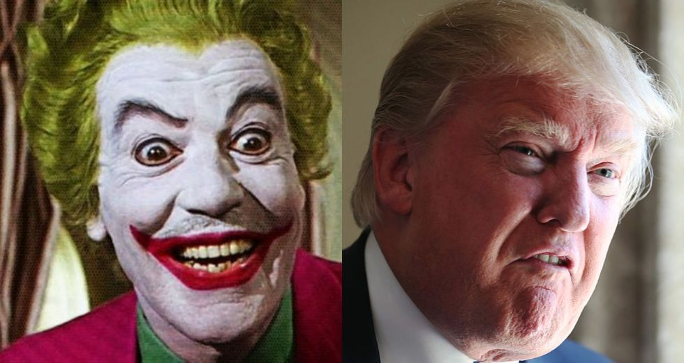 From Sith Lord to Voldemort, Ranking Donald Trump's Villainous Potential Cabinet