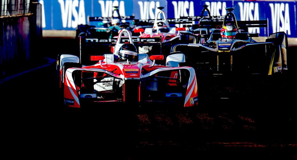 Formula E's CEO Thinks Street Racing Will Change Trump's Mind About Climate Change