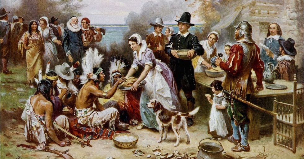 Debunking the biggest Thanksgiving myths everyone thinks is true.