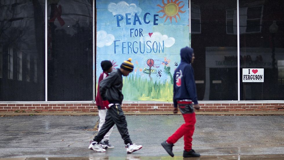 450,000 In Donations Help Ferguson Public Library Bridge Both Sides Of Divide
