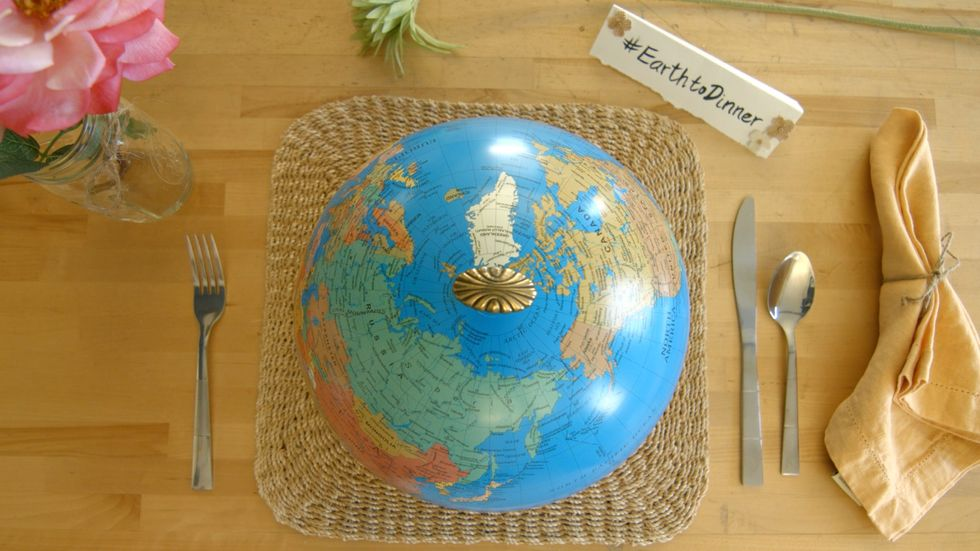 Earth To Dinner: Let's Keep Climate Action On The Table