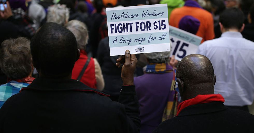 The Fight For $15 May Have Just Found Its Most Powerful Ally Yet