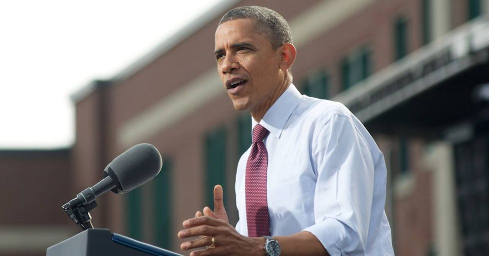 President Obama Believes Marijuana Should Be Treated As A Public-Health Issue