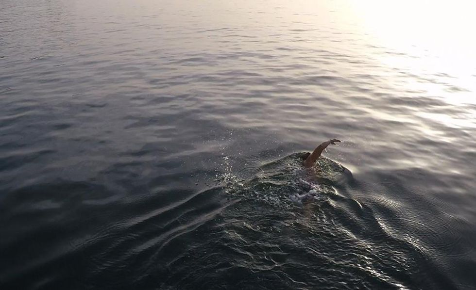 Swimming The Atlantic Is Predictably Punishing On The Human Body