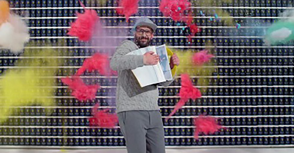 OK Go Earns The Title Of 'World's Fastest Band' By Squeezing A Three-Minute Video Into 4.2 Seconds