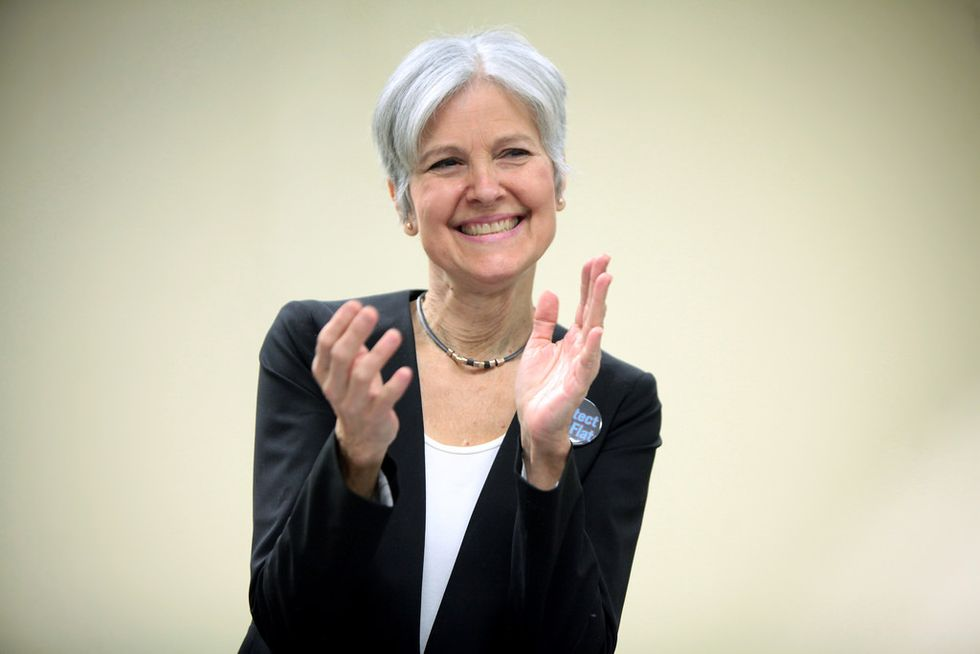 Jill Stein Raised More For Recounts Than Her Own Campaign