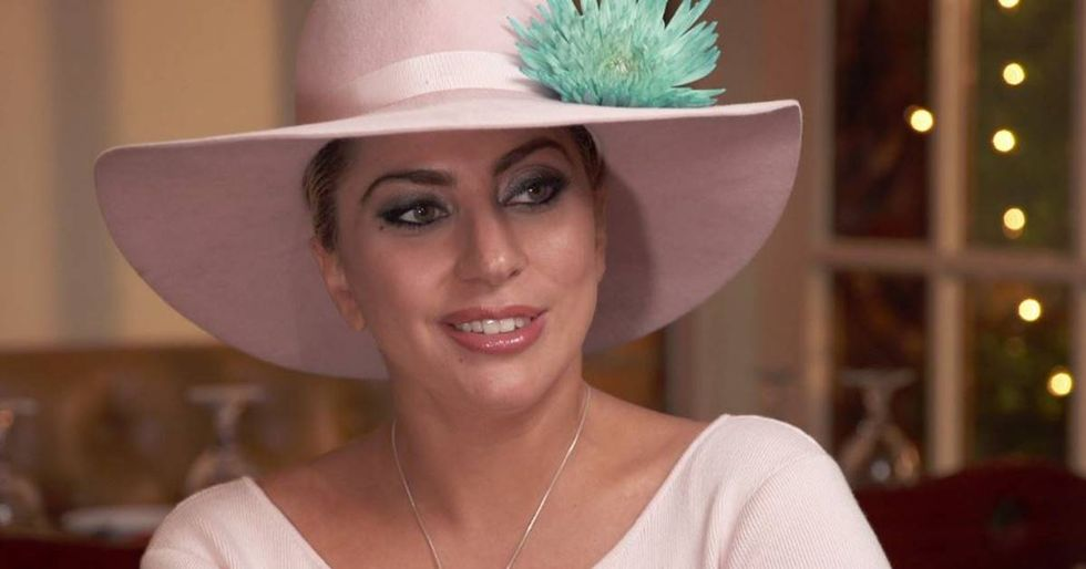 Lady Gaga Opens Up About Her Battle With PTSD