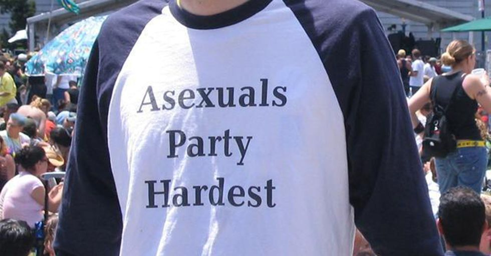 Have You Ever Wondered What Asexuals Think About When They're Turned On?