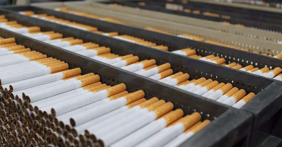 Philip Morris Looks To 'Phase Out' Cigarettes For A Less Harmful Alternative