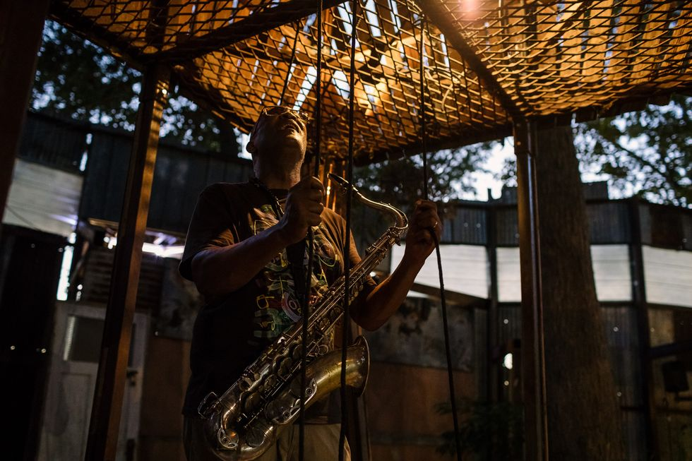 GOODFest: See The Experimental Musical Village Where Every House Is An Instrument