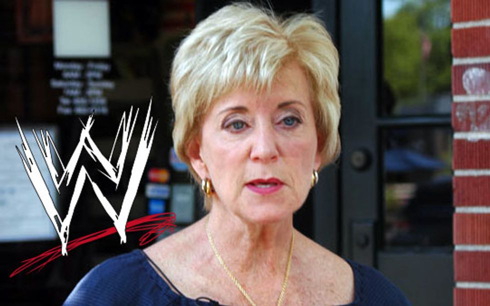 Trump Taps WWE Mogul To Lead Small Business Administration