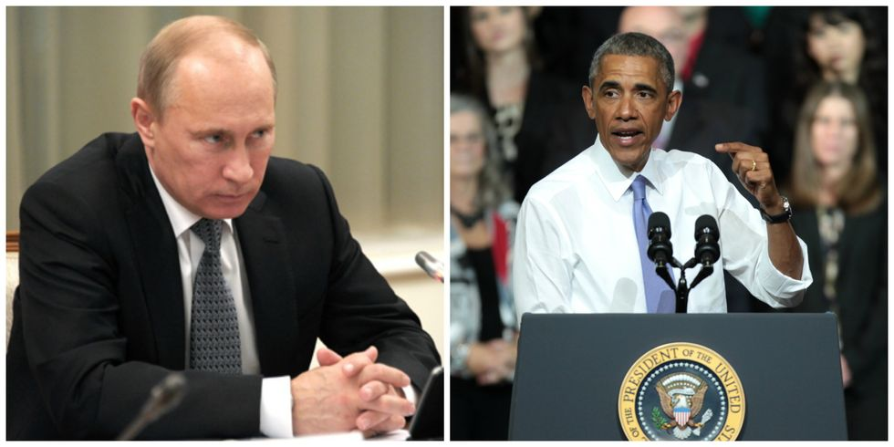 Obama Orders Investigation Into Russian Election Hacking