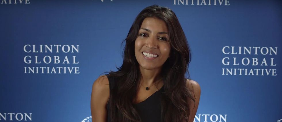 GOOD Advice From Good People: Leila Janah Shares Her Empowerment Advice