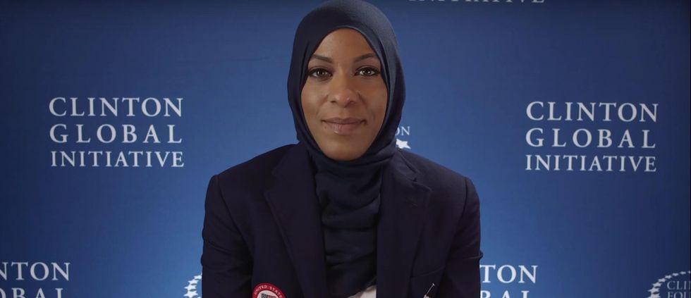 GOOD Advice From Good People: IbtihajMuhammad Shares Her Olympic Advice