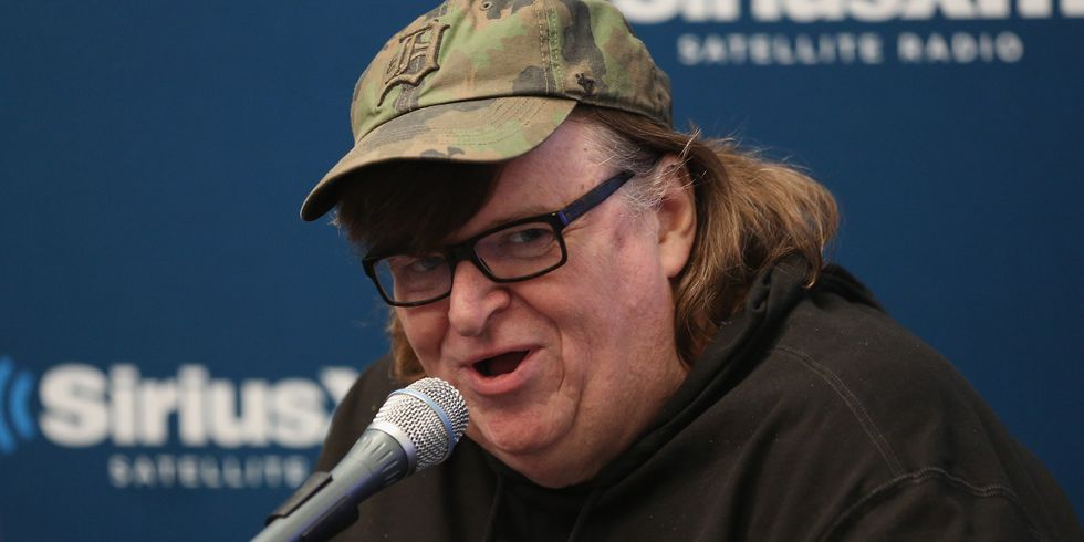 Michael Moore Predicts Trump Will Never Take Office